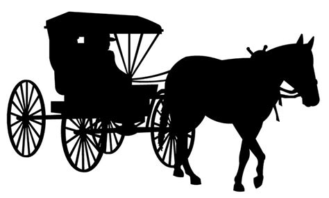 Buggy Clipart carriage clipart and buggy pencil and in color