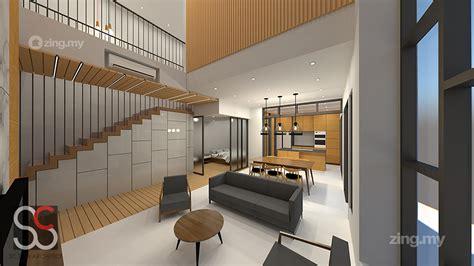 luxury semi detached house interior design ideas