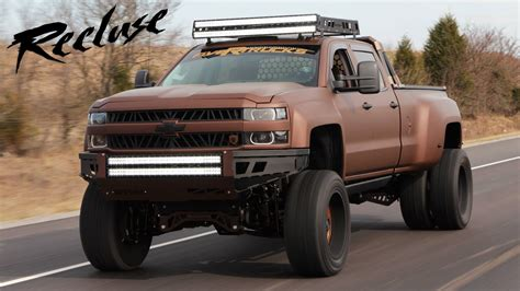 lifted gmc dually 2015 chevy duramax dually recluse rollingutopia
