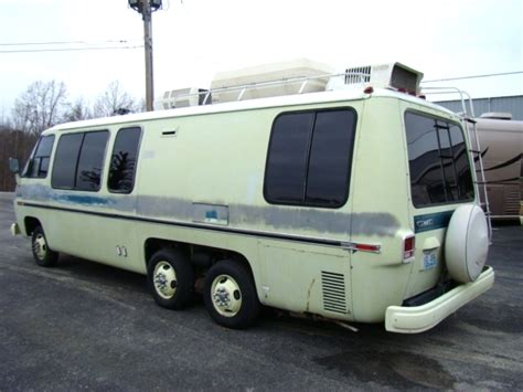 1975 gmc motorhome parts rv parts 1975 gmc motorhome model 260 26ft for sale rvs
