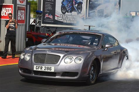 bentley drag car bentley continental gt with 3000bhp to compete in drag