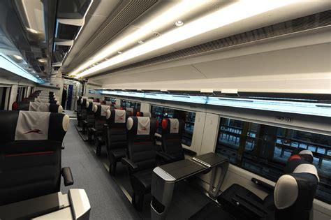 italo treno interni italo il nuovo treno di della valle montezemolo co