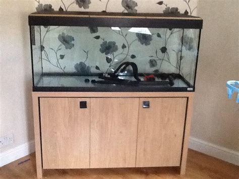 Fluval 240 Aquarium And Cabinet by Fluval Roma 240 Fish Tank Dudley Sandwell