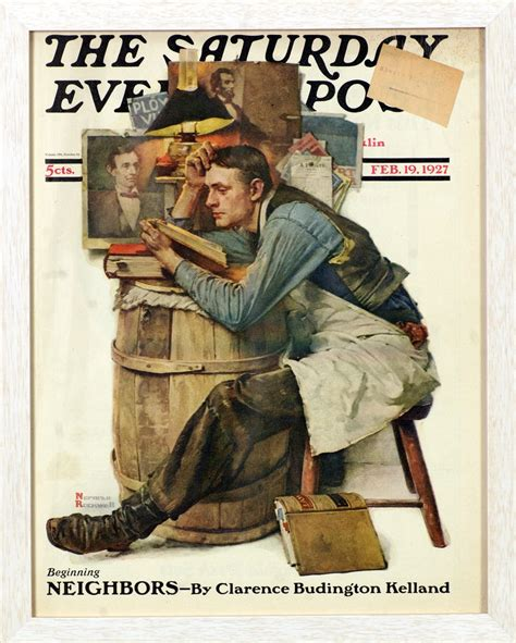 The Evening News Courtesy Of Magazine Mound by Rockwell Exhibit A Reflection Of America S Past