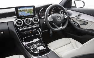 mercedes c class salooon 2014 interior frontseatdriver co