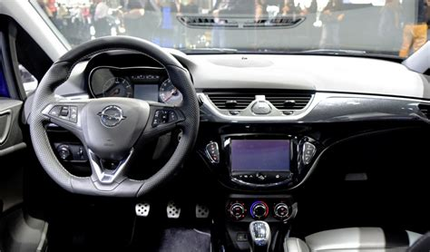 opel corsa interior 2016 opel corsa 2016 review price automotive trends