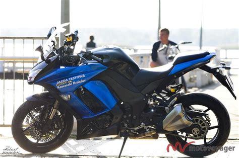 kawasaki z1000sx 2016 szybki jak strzała mistrz średniego dystansu test motovoyager