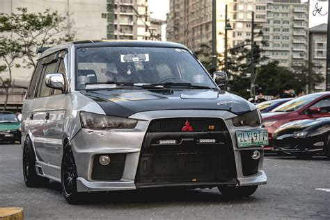 mitsubishi adventure modified mitsubishi lanc venture for your information it s a