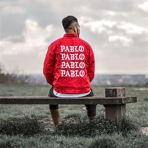 Hoodie Pablo Pablo Pablo Pablo 29 pablo pablo wind breaker jacket wehustle menswear womenswear hats mixtapes more