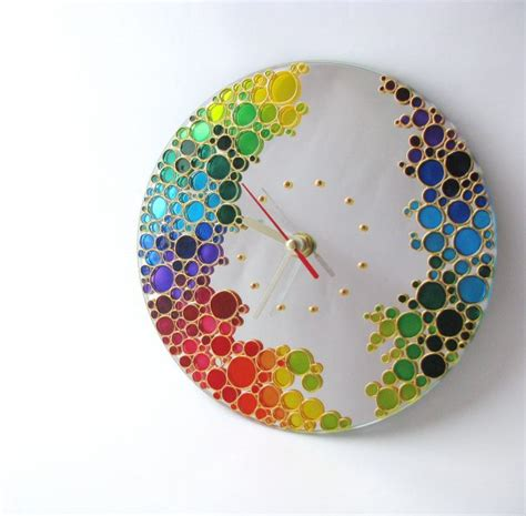 Handmade Clock - 15 unique handmade wall clock designs to personalize your