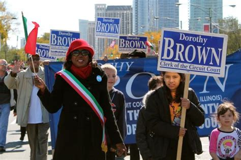 Brown County Circuit Court Records Dorothy Brown Seeks To Hold Cook Court Clerk Office Two Challengers Downtown