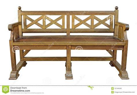 banco de imagenes royalty free entalhe do banco de madeira imagens de stock royalty free