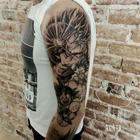 studio tatuażu warszawa agata kacperczyk tatuaż dragon