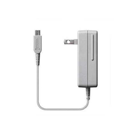 is the 3ds charger the same as the ds original nintendo 3ds xl power adapter charger wap 002