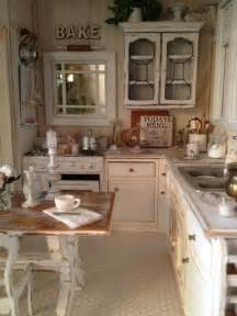 Shabby Chic Kitchen Cabinets 25 Charming Shabby Chic Style Kitchen Designs Godfather Style