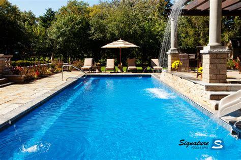 master  design award winning pool   signature