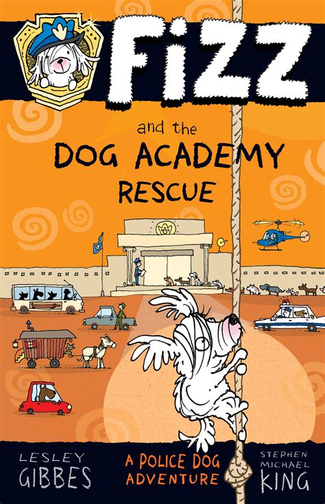 the puppy academy fizz and the academy rescue fizz 2 lesley gibbes illustrated by stephen