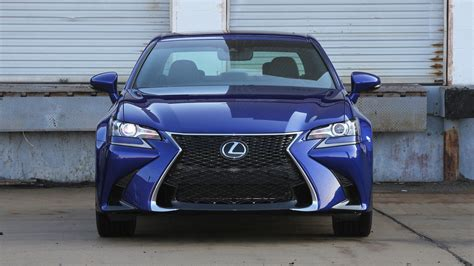 2017 Lexus Gs Review by 2017 Lexus Gs 350 Review Low On Sport High On Value
