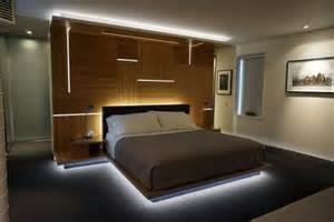 Bedroom Led Lighting Bamboo Led Modern Bedroom Design For The Home