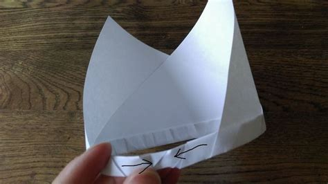 How To Make A Ring Paper Airplane - how to make ring wing paper plane by telonics ihow4us