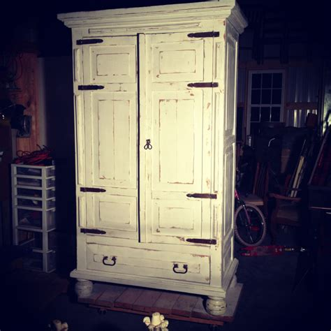 Tv Armoire James Giant Armoire Repurposed Furniture