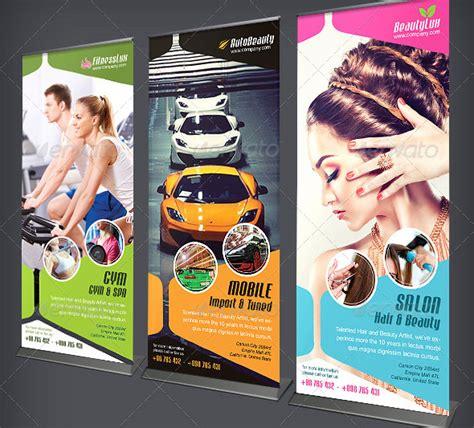Template Multipurpose Vol Ii Brosur Banner Katalog Flyer Template Ikl 22 cool fitness banner signage psds desiznworld