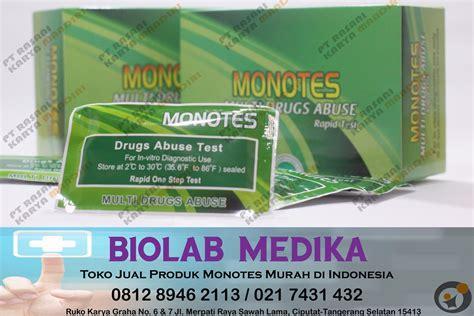 Alat Tes Trombosit jual produk monotes murah di jakarta biolab medika
