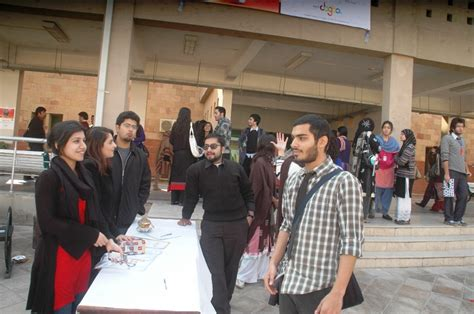 Nust Mba by Jazba Organized Such Flip Out Hunt In Nust Isb