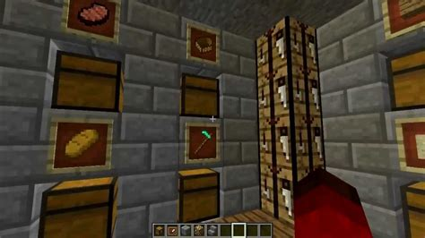 cool rooms to make in minecraft minecraft 1 4 cool chest room showcase tutorial