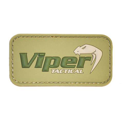 Patch Rubber Polhut Logo Tactical viper subdued rubber logo patch vcam