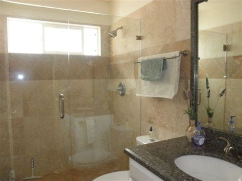 Large Shower by Bathroom Upgrades Vineyard Services