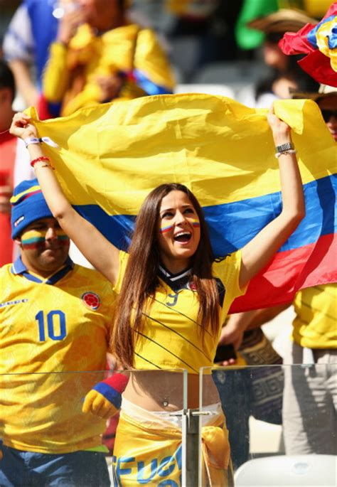 images    hot female  world cup fans