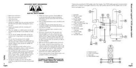 logitech z3 wiring diagram 28 images logitech