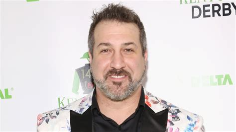 joey futon joey fatone to open hot dog stand called fat one s