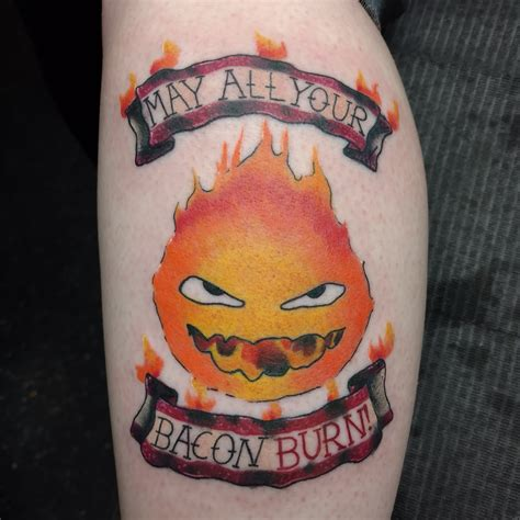 warlock tattoos watercolor artists raleigh mj s color