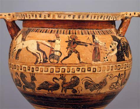 Yangshao Culture Vases Greek Mythology Museum Of Fine Arts Boston