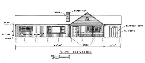 simple housing plans free 3 bedroom ranch house plans with carport