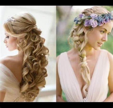 Braut Lange Haare by Brautfrisuren Lange Haare Haarschnitte Und Frisuren