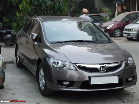 grey honda my grey hell hound honda civic smt 11 5000 kms