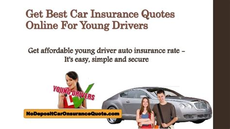 Insurance Quotes Drivers by Get Affordable Driver Car Insurance Quotes