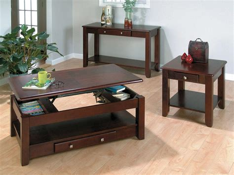 Table In Living Room Furniture J280 Living Room Tables