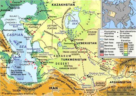 middle east map elburz mountains war for caspian