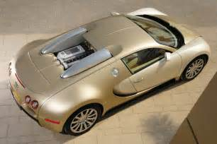 Bugatti In Gold Gold Bugatti Veyron Photo 11 5637