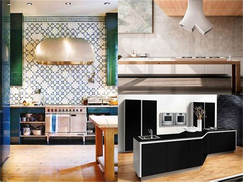 current home decor trends kitchen design trends for 2018 decor for kitchens