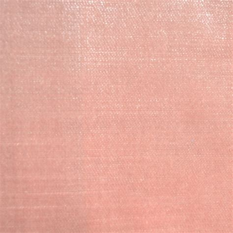 Pale Pink Velvet Upholstery Fabric by Light Pink Velvet Designer Fabric Shimmer Coral