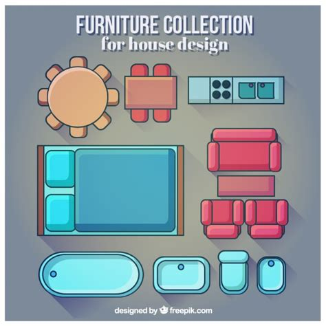 home design collection download furniture collection for house design vector free download