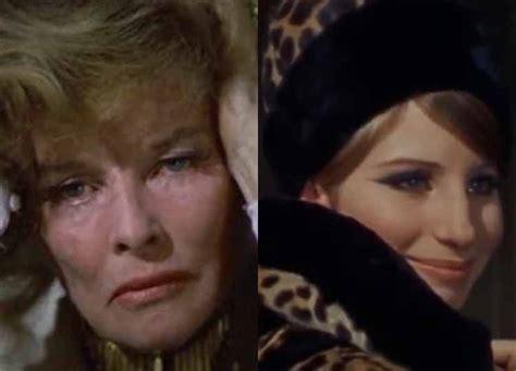1969 best actress katharine hepburn barbra streisand best actress tie 1969