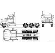 The Blueprintscom  Blueprints &gt Trucks Mack