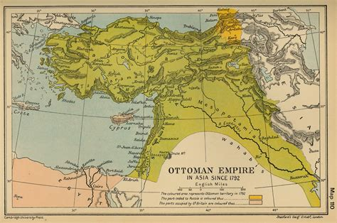 ottoman empire 1800 map of ottoman empire 1900 s clearly shows land not