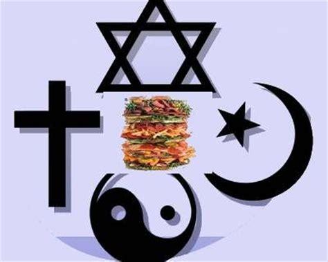 alimentazione e religione differenze alimentari nelle religioni